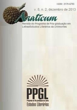 Visualizar v. 8 n. 2 (2013): Revista Araticum