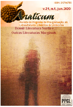 Visualizar v. 21 n. 01 (2020): Literatura Surda e Outras Literaturas Marginais