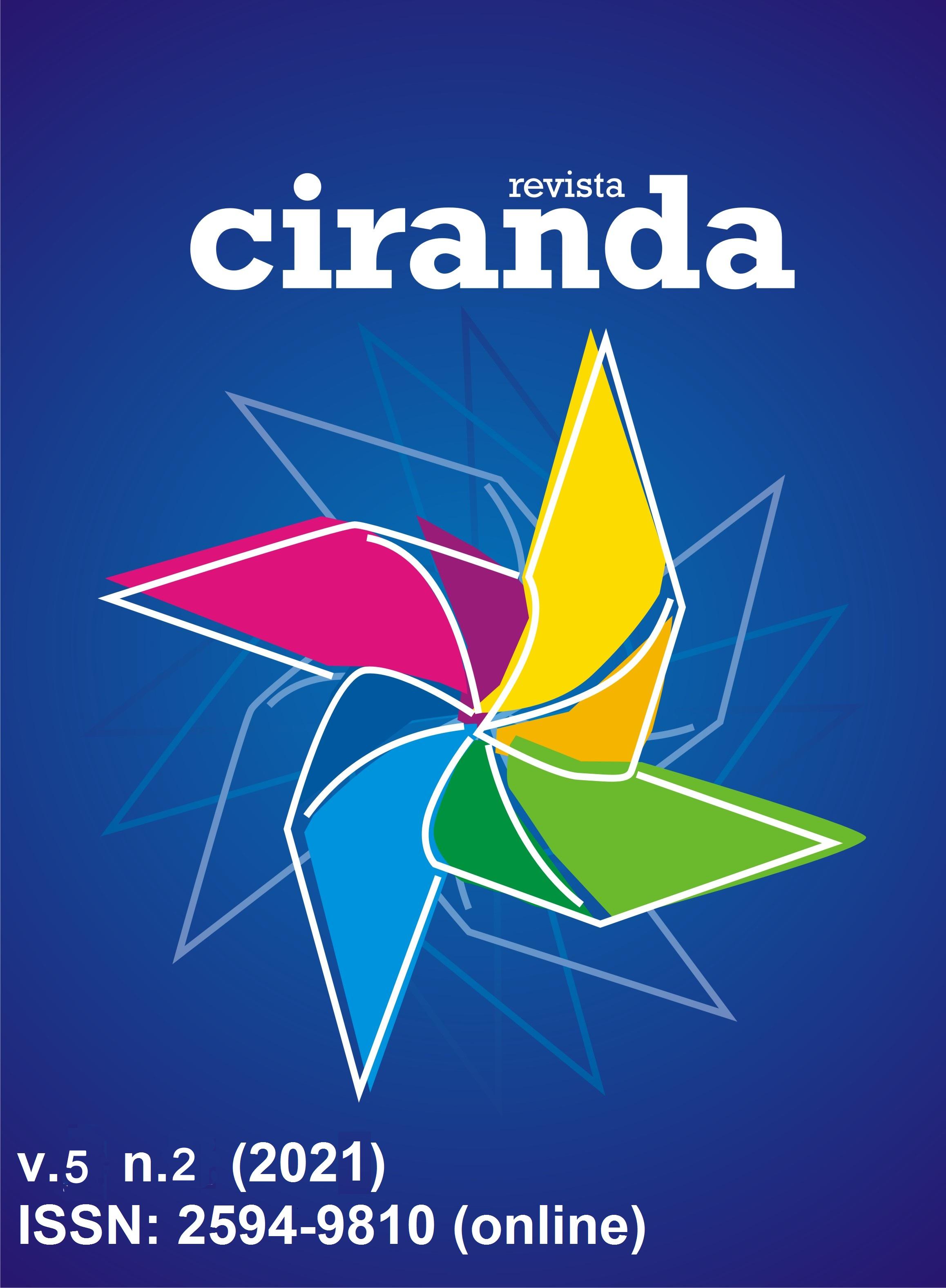 Visualizar v. 5 n. 2 (2021): REVISTA CIRANDA