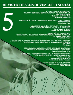 Visualizar v. 1 n. 5 (2010)